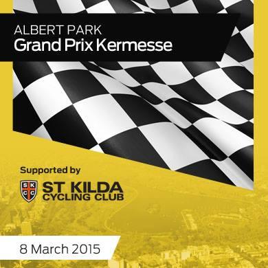 SKCC Albert Park Kermesse 2015