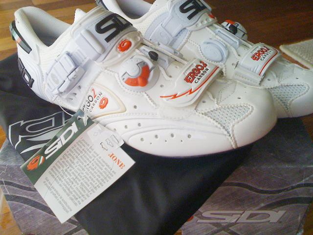 2010 Sidi road shoes