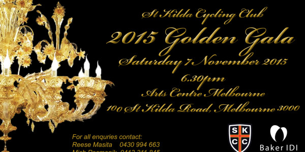You're invited to the SKCC Golden Gala!