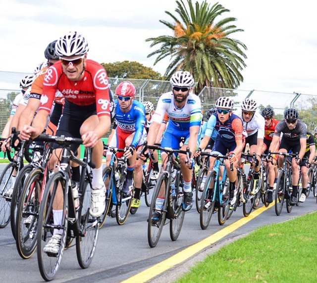Grand Prix VIC Criterium Championships, Albert Park 6 March 2016