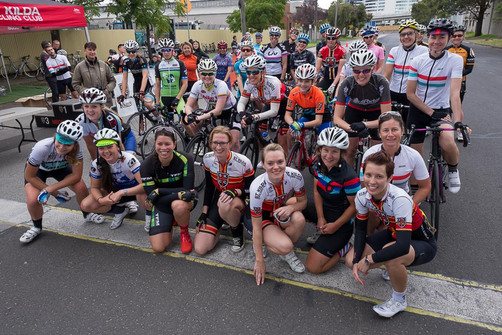 Over 2000 do the Women's Ride!