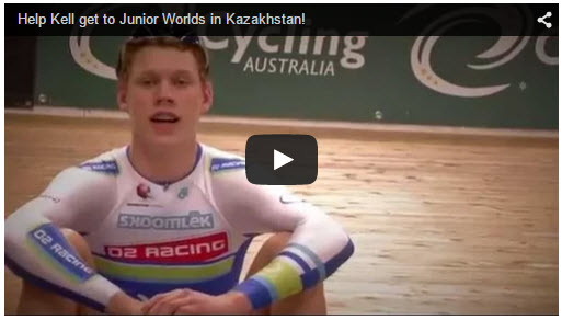 SKCC Help Kell get to Junior Worlds