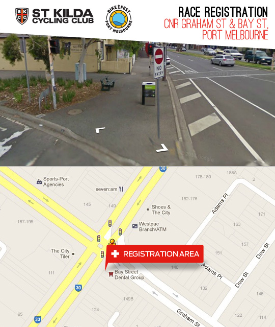 bikefast map