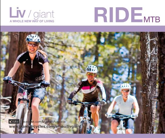Come and join LIV / GIANT's next Women's MTB Ride