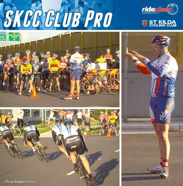 Ridewiser SKCC Club PRO