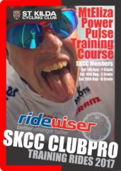 Club Pro Training Rides - August 17