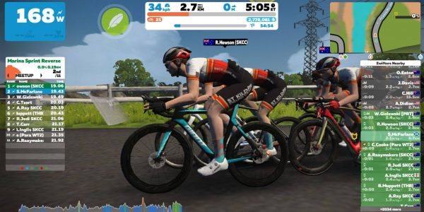 Zwift Training & Tips
